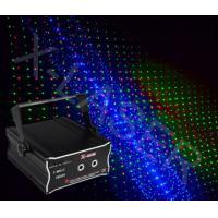 China Single blue animation laser disco party light on sale