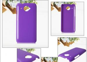 China Purple Smooth HTC Desire 601 Case Cover Dust Proof Mobile Phone Shells on sale