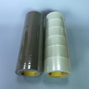 China Hand  Bopp Adhesive Tape / Bopp Packing Tape 35-90 Mic Thickness For Carton Sealing on sale