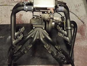 China ROTAX 912 Turbo kit and fuel injected on sale