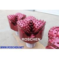 China 8 1/2 Inch Roller Cone Tricone Drill Bit Alloy Steel Material For Heavy Drilling on sale