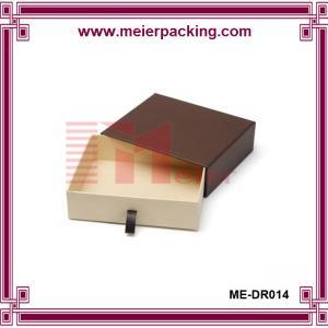 China Popular Design Custom Drawer Photo Album Paper Box ME-DR014 on sale