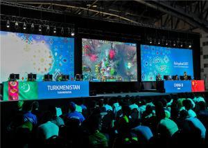 China P2.97mm  Nationstar Led Lamp  SMD1515 Indoor Rental LED Display For Big Concert on sale