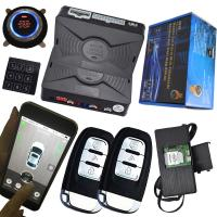 Automotive Alarm Engine Start Stop System With Mobile App Control Gps Real Time Tracker