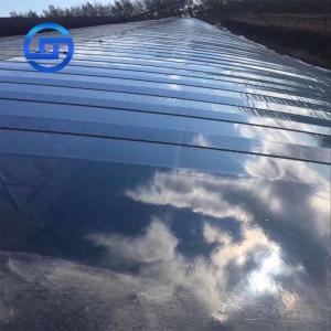 China High quality PO Greenhouse Film LDPE/LLDPE/EVA with uv treated materials for plant growth on sale