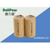 2100mAh Aa Size Rechargeable Battery For Industrial Long Cycle Life