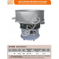 380V 50HZ Magnetic Separator Machine Liquid and Powder Material Vibrating Sieve