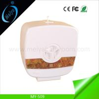 China wall mounted tissue paper dispenser, plastic toilet tissue paper holder on sale