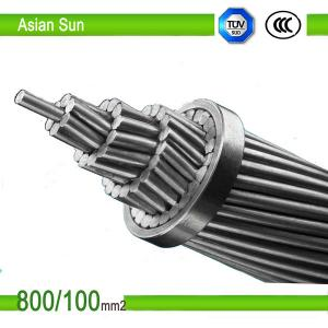 China ASTM BS IEC DIN GOST Standard AAC/AAAC/ACSR/ACAR Conductor on sale