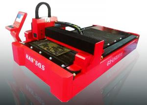 China Easy Maintenance Sheet Metal Forming CNC Laser Cutting Machine for SS / CS on sale