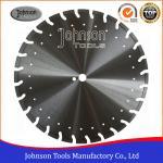 O asfalto profissional viu as lâminas/a roda cortador do asfalto com furos da decoração