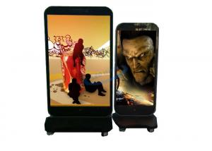 China High Definition LED Advertising Player 3G / WIFI Control Method on sale