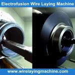 le fil de canex étendant la machine moule d'électro garnitures de fusion de fabrication, La de fil d'accouplement de pe