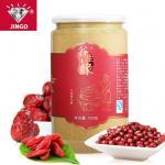 Azufaifa roja de la comida de las gachas de avena inmediatas del reemplazo, ñame chino, polvo wolfberry