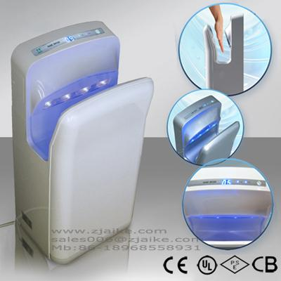 Hand Dryers Automatic HEPA Filter Jet Hand Dryer Dyson Style Beauteous Bathroom Hand Dryers Style