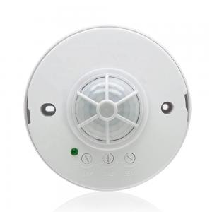 China Ceiling Occupancy Pir Motion Sensor , High Sensitive Infrared Motion Detector on sale