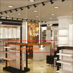 High quality shop furniture garment display for retail  garment shop interior design