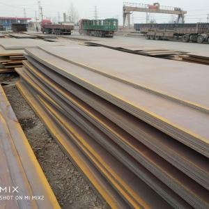 China Q235NH weathering steel sheet per ton price hot selling on sale