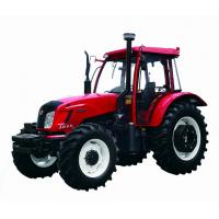 China Professional Four Wheel Tractor DF-1254 125 HP 4WD Farm Tractor For Agriculture on sale