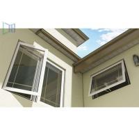 China Customized Aluminium Awning Windows Double Triple / Hung Weatherproof on sale