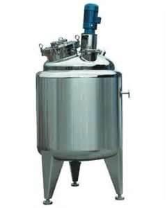 High capacity Durable 1000L SUS304 Stainless Steel Agitator