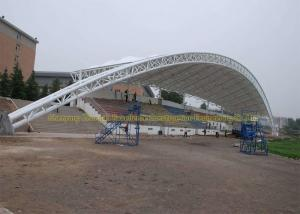 China Customized Light Truss Steel Structure Steel Frame Roof Trusses For Sport Hall on sale