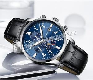 China Cards Trick Device Poker Scanner Smart Watch Fashion Waterproof / Gambling Device on sale