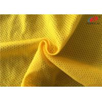 China 82 Nylon 18 Spandex Stretch Nylon Mesh Fabric By The Yard High Performance on sale