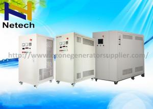 China 60g 80g 100g Oxygen Feed Ozone Generator Water Purification For Bottled Water Plant on sale
