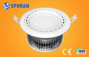 China Indoor 54V 18W Epistar Adjustable Led Downlight Fixtures For Museums / Art Galleries on sale