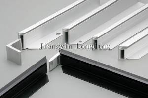 China Best-Selling Aluminium Profiles for Solar Frame with material 6063-T5 on sale