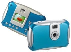 China Custom 300k CMOS 640x480 Pixels 1.44 Inch CSTN Screen 8mb Rugged Compact Digital Camera on sale