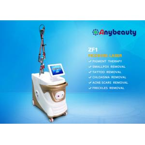 China Articulated Arm Picosecond Laser Tattoo Removal Machine 1064nm 532nm 755nm on sale