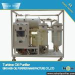 Vacuum Turbine oil filterimg equipment, Oil Purifier, remove emulsified water and impurities, 600LPH-18000LPH