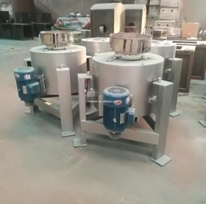 China High Speed Cooking Oil Filter Machine , Edible Oil Filter 800 * 800 * 900mm on sale