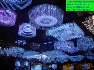 China chandelier lamps, crystal flush mount lights,K9 crystal lamps on sale