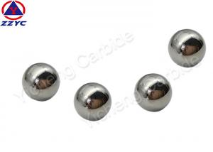 China High Polish Tungsten Carbide Ball Excellent Rigidity For Precision Bearings on sale