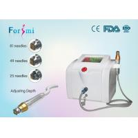 2018 popular High Quality Fractional RF Microneedle machine for skin tightening for sell