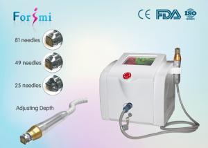 China White Micro-needle fractional rf machine with microneedle fractional rf system on sale