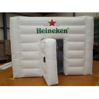 White Medical Cube Inflatable Tent