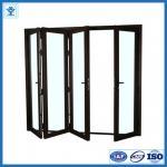 China 2015 New Design Folding Be-Fold Aluminium Doors with Best Price wholesale