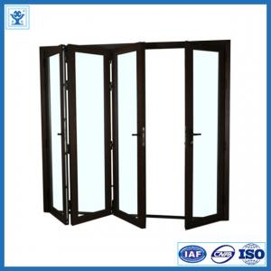 China 2015 New Design Folding Be-Fold Aluminium Doors with Best Price on sale