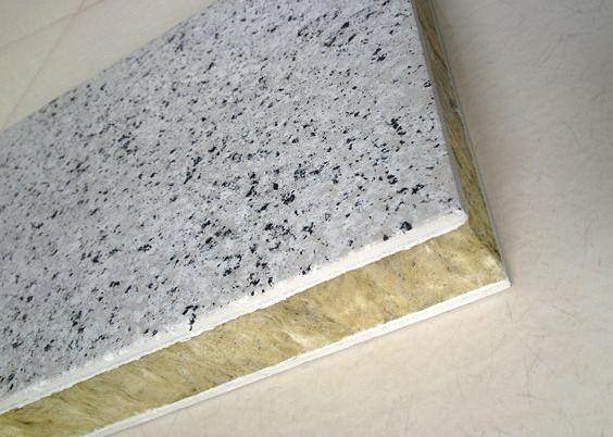 Integrated Decorative Insulation Board / Waterproof House