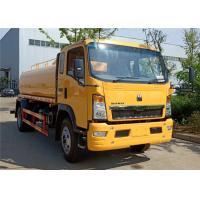 Sinotruck HOWO 4x2 6 Wheeler 10 Tons Water Tanker Truck 10000 Liters Water Sprinkler Truck