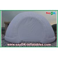 Dia 5m Inflatable Air Tent / Inflatable Camping Tent  Re-usability Long lifetime