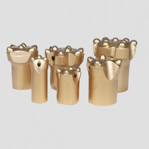 China 4/6/7/11/12 Degree Taper Rock Drilling Bits for Rock Drilling on sale