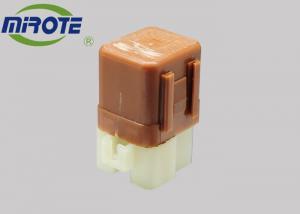 China Heavy Duty Electronic Automotive Light Relay , 4 Pin Relay 12v 90987-04003/156700-0010 on sale
