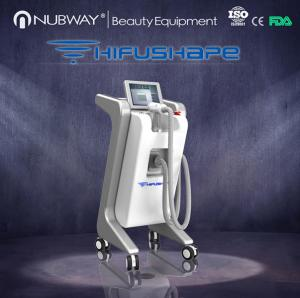 China 2015 Newest effective HIFU focused ultrasound Body Slimming machine best offer on sale