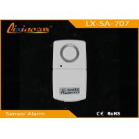 120dB Wireless Security Alarm System Power Off Alarms For Home / Shops