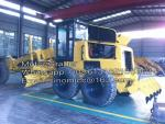 Motor Grader/PY220C Grader/220HP Motor Grader with cummins engine , Color yellow with ripper